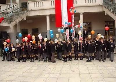 Colegio Belgrano, padres agostinianos, Salta