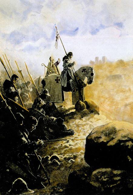 Oração antes de combate