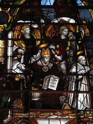 Santo Anselmo de Cantuaria, Oxford