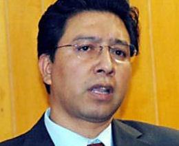 Victor M. Velasco Herrera, pesquisador do Instituto de Geofísica da Universidade Autônoma do México