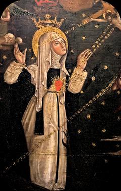 Nosso Senhor a Santa Catarina de Siena, sobre as práticas homossexuais