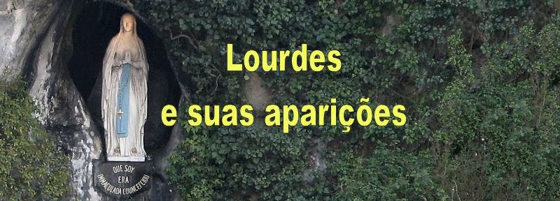 Lourdes e suas aparies