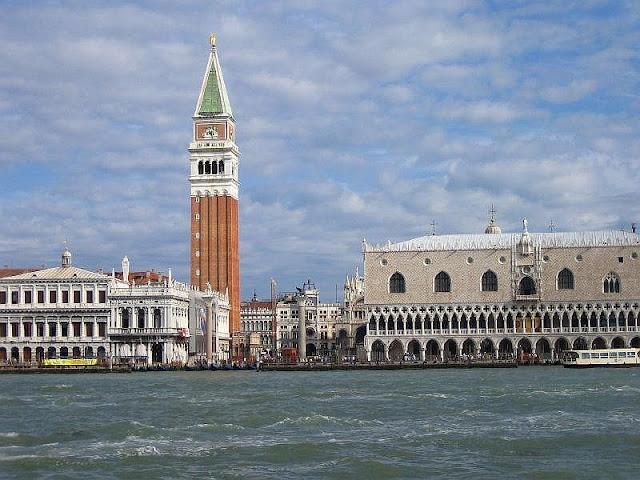 Palácio dos Doges de Veneza: sede de governo de uma república aristocrática