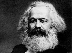 Karl Marx: abolir vossa propriedade,  isso o que queremos