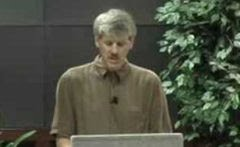 Guy R. McPherson, prof. de Biologia Evolutiva na Universidade de Arizona: