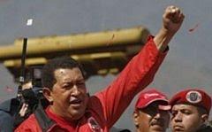 Hugo Chávez, presidente da Venezuela: