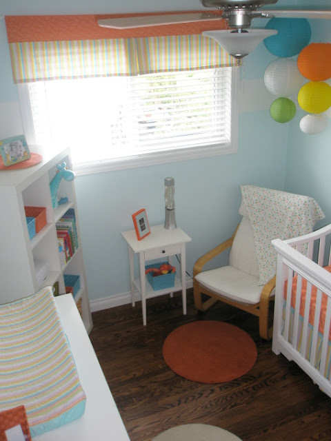 Room baby dazzle gender neutral colorful nurseries Cheerful colors to paint a room