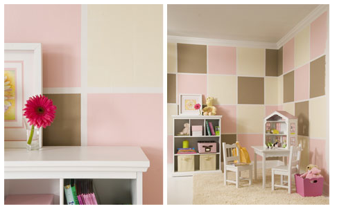 painting designs for rooms. New Method for Painting a Baby Nursery or Kids Room Mural