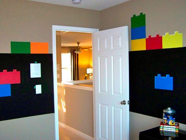boy 39 s bedroom theme lego design dazzle
