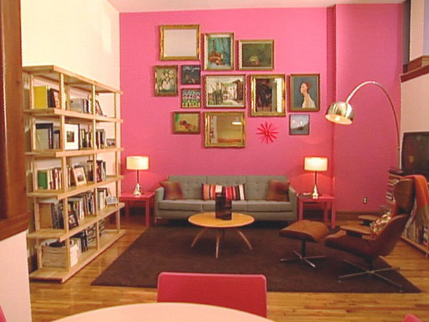 Diary LifeStyles: Girl's Rooms: Pink Paint Colors