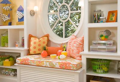 Home Sweet Home Kids Craft & Play Room