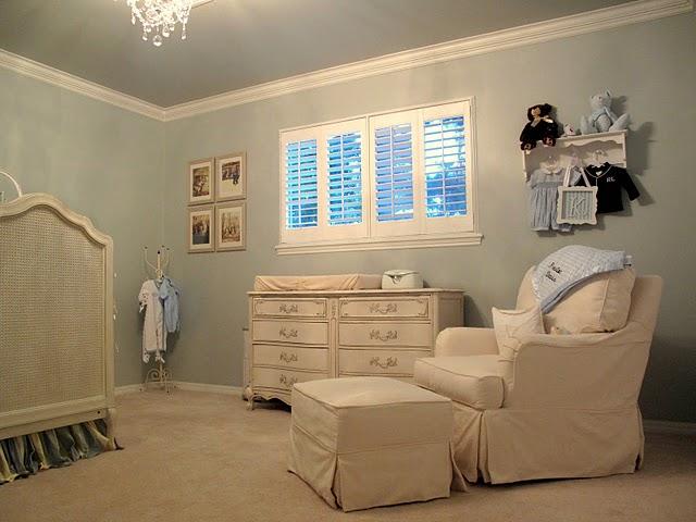 Classic elegant boy 39 s nursery design dazzle for Elegant neutral paint colors