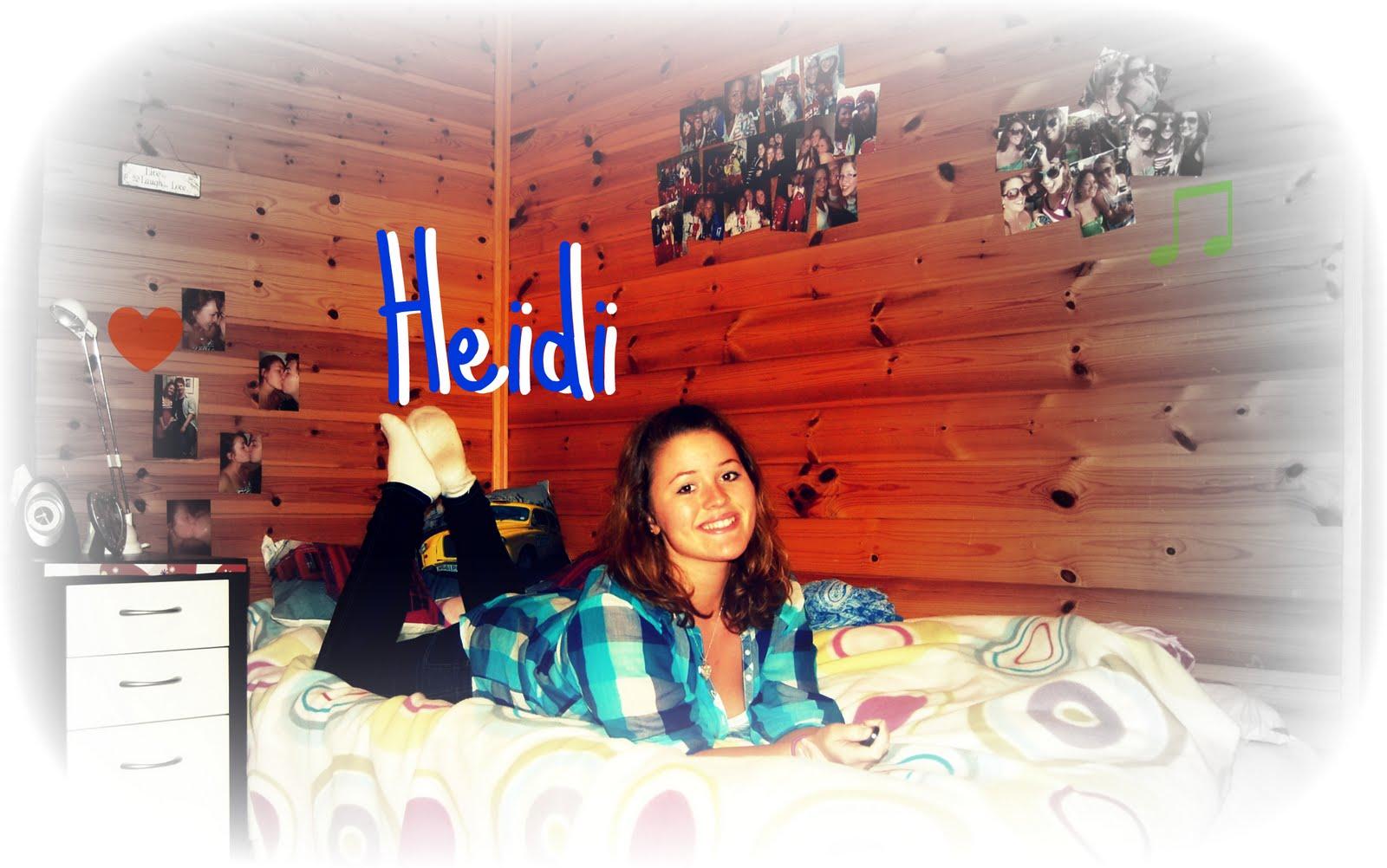 Heidi i BØ
