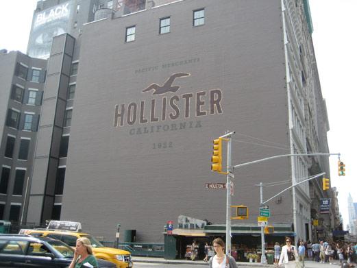 hollister mall of scandinavia