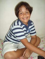 """Meu filho Juninho """"Principe da Mamãe"""""""