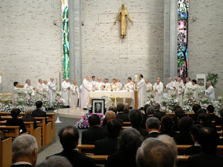 Farewell to Fr. Nissel.