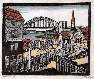 Margaret Preston painting