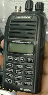 SENDER SD-980H