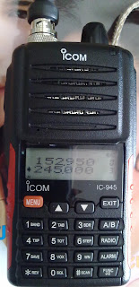 iCOM IC-945 Dual Band