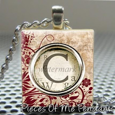 Pieces of Me Pendant
