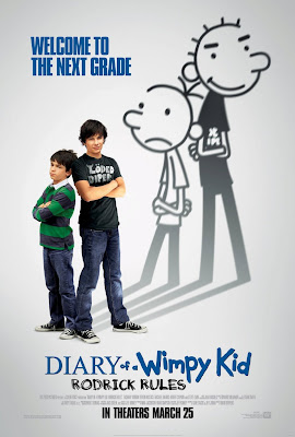 Diary of a wimpy Kid 2 Roderick Rules