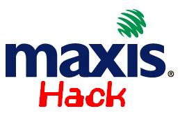 Maxis Free Internet Tricks