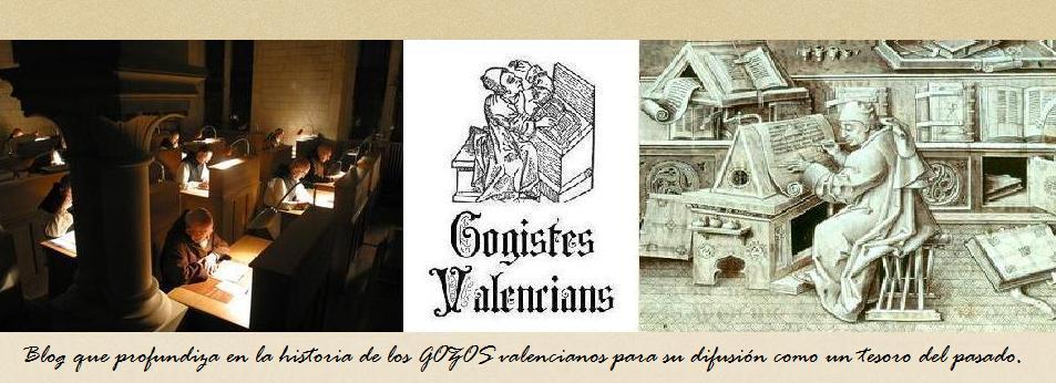 Gojos de Valencia (Gogistes Valencians)
