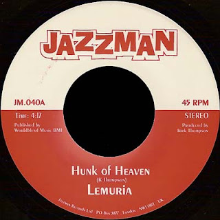Lemuria - Hunk Of Heaven 7 Inch