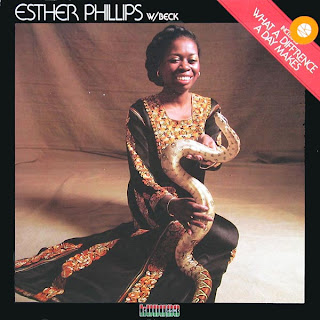 Esther Phillips - What A Diff'rence A Day Makes (Lp) # 21