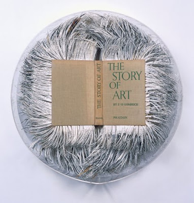 amazing Book Art by Georgia Russell