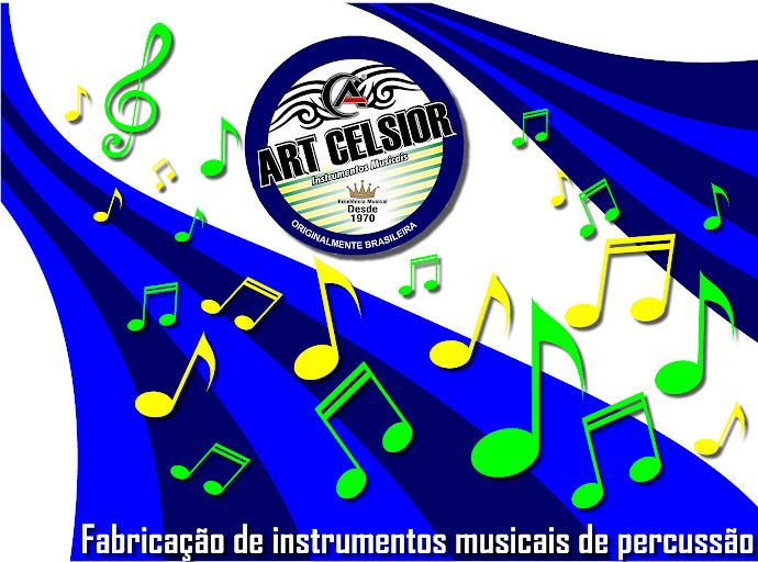 Artcelsior Fabricação de Instrumentos Musicais de Percussão