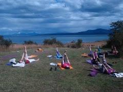 muchas gracias a todos los yoguis haber abierto su corazon y su cuerpo entregando todo el prana