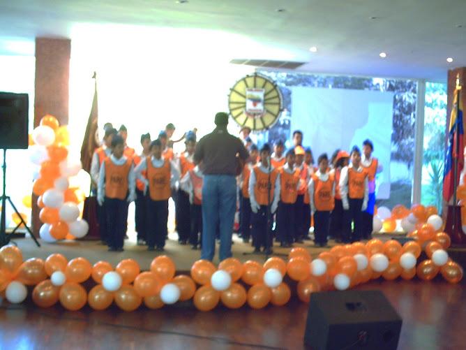 patrulleros cantando