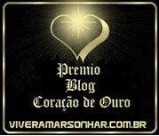 Blog Coração de Ouro - Junho 2009