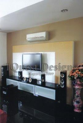 Cabinets Interior Design