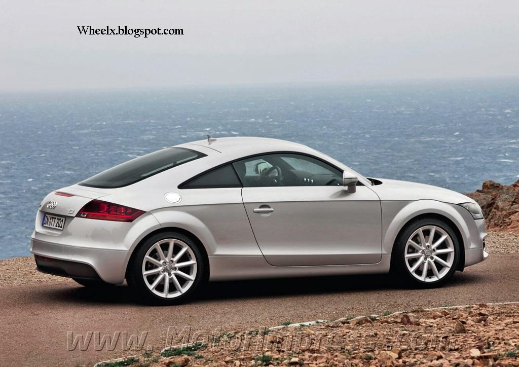 Exceptional Audi TT Cars Warranty: Four Year/50,000 Mile Basic Warranty; Four Years Of  Roadside Assistance