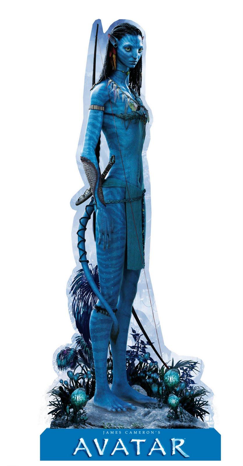 Cosplay de Neytiri  Folie  d  233 fi ou les deux  Avatar Neytiri Full Body