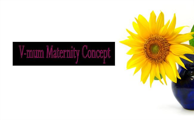 V-mum maternity concept