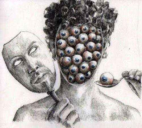 M U TA TIS~M U TA N DI S: Atracon de ojos mutantes