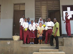 Ashley, Mtoni Students, Headmaster and Soccer Balls