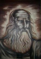 Leonardo da Vinchi portré