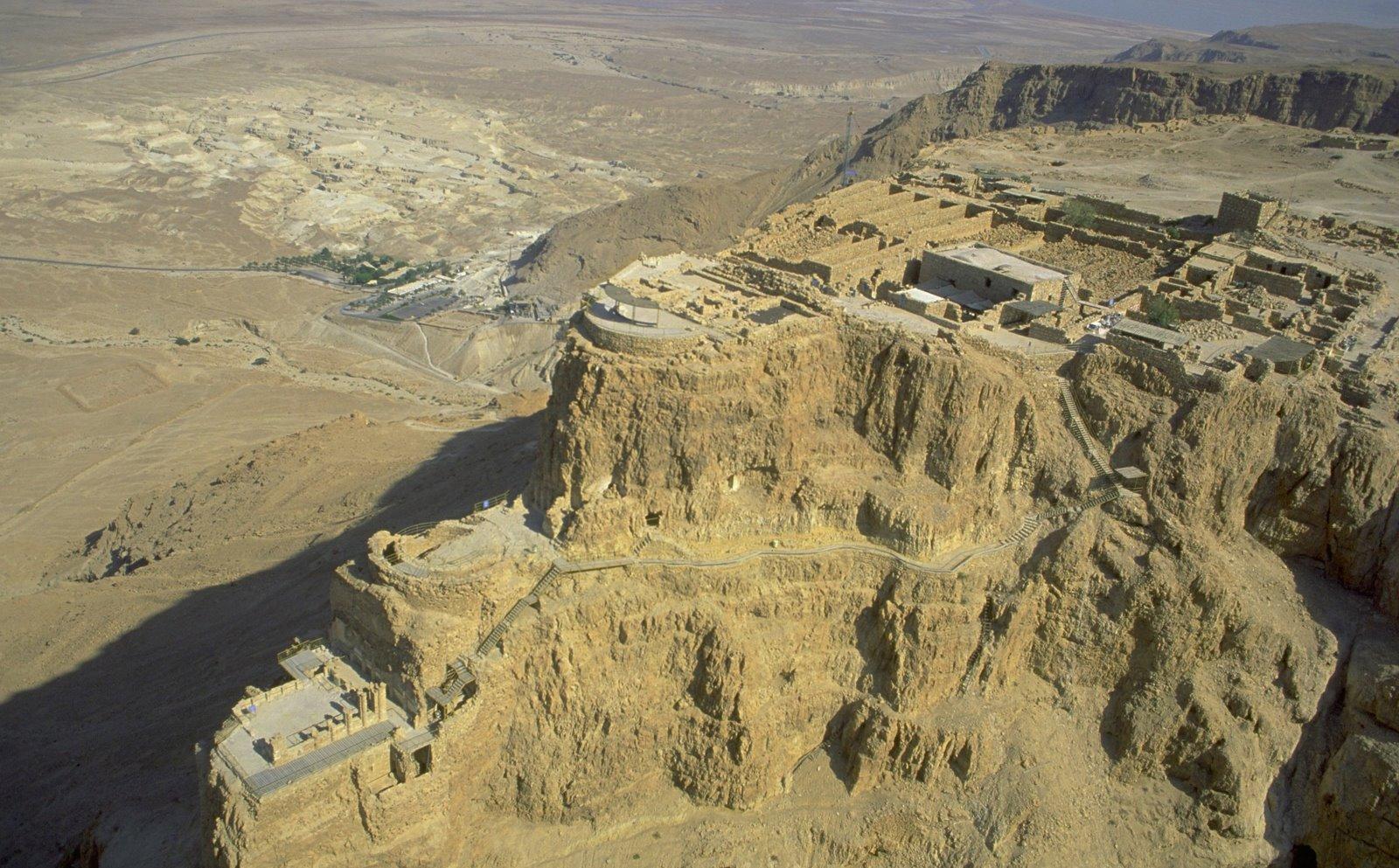 Masada, l'inespugnabile