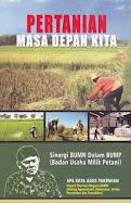 Pertanian Masa Depan Kita