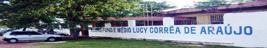 E.E.E.F.M. PROFª LUCYC CORREA DE ARAUJO