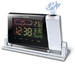 Time Light projection clock