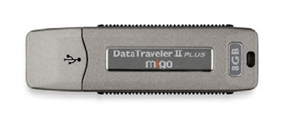 Kingston 8GB DataTraveler II Plus