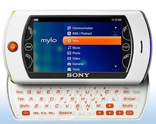 Sony mylo 2