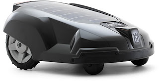 Automower solar-powered robotic