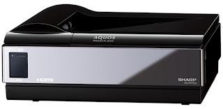 Sharp's AQUOS Photo Player Prints