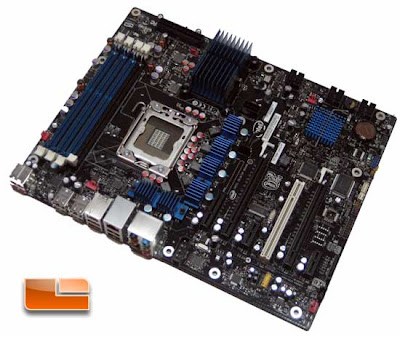 Intel DX58SO X58 Express Chipset